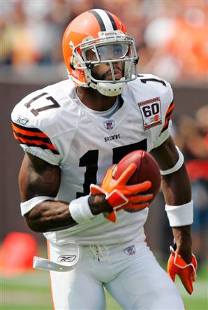 Braylon Edwards could be traded!