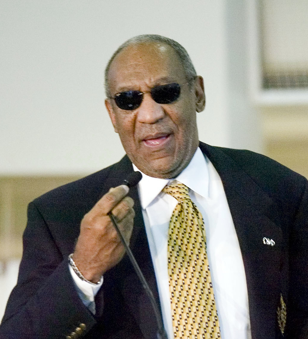 bill cosby eye problem